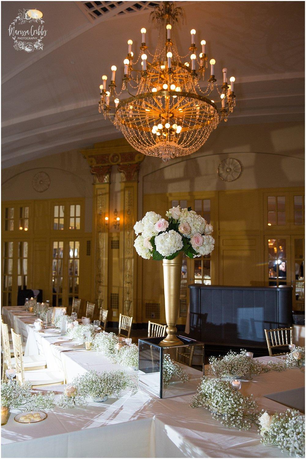 The President Hilton Wedding | KC Wedding Photographers | Emily & Dustin | Marissa Cribbs Photography_0761.jpg
