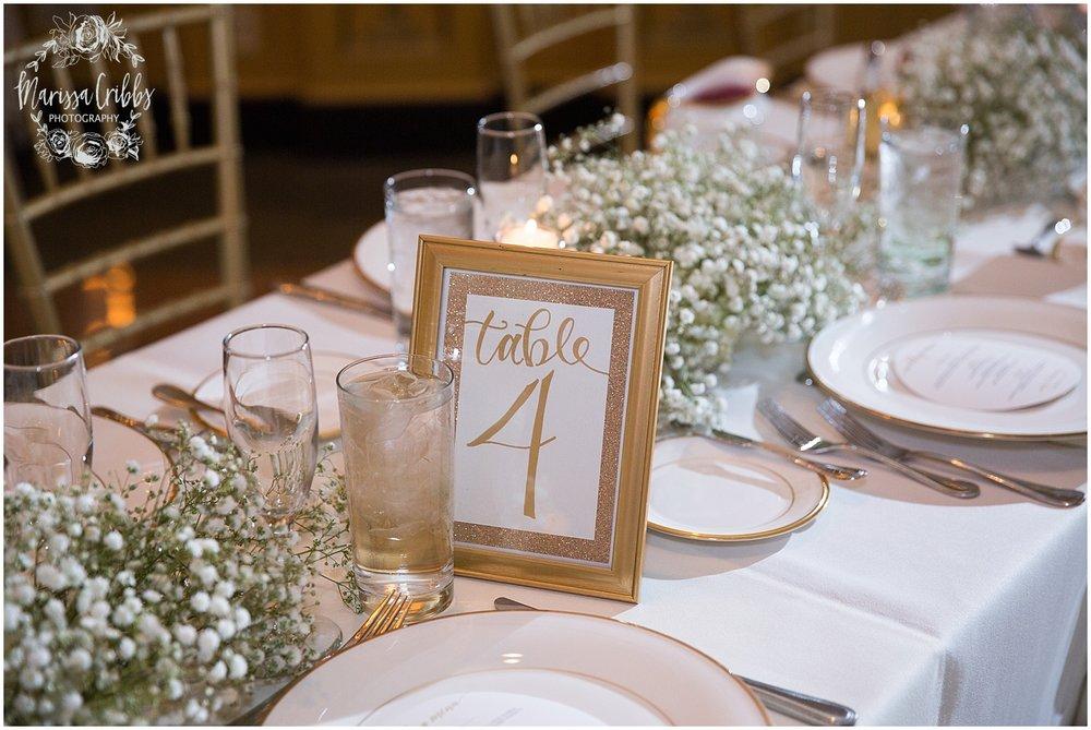 The President Hilton Wedding | KC Wedding Photographers | Emily & Dustin | Marissa Cribbs Photography_0763.jpg