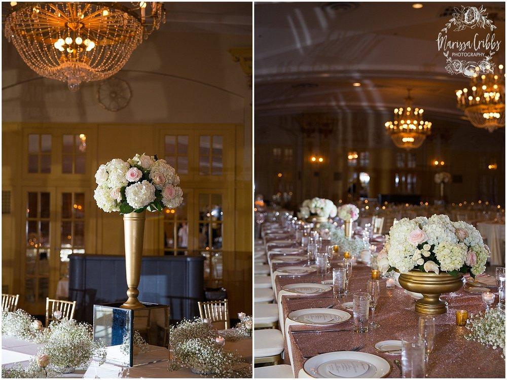 The President Hilton Wedding | KC Wedding Photographers | Emily & Dustin | Marissa Cribbs Photography_0769.jpg