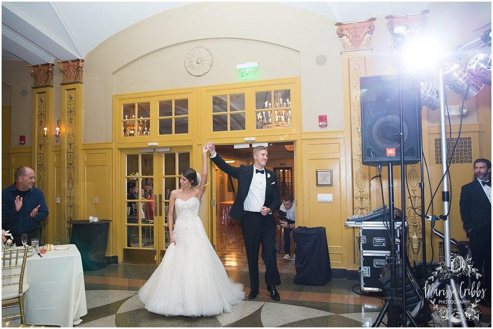 The President Hilton Wedding | KC Wedding Photographers | Emily & Dustin | Marissa Cribbs Photography_0770.jpg