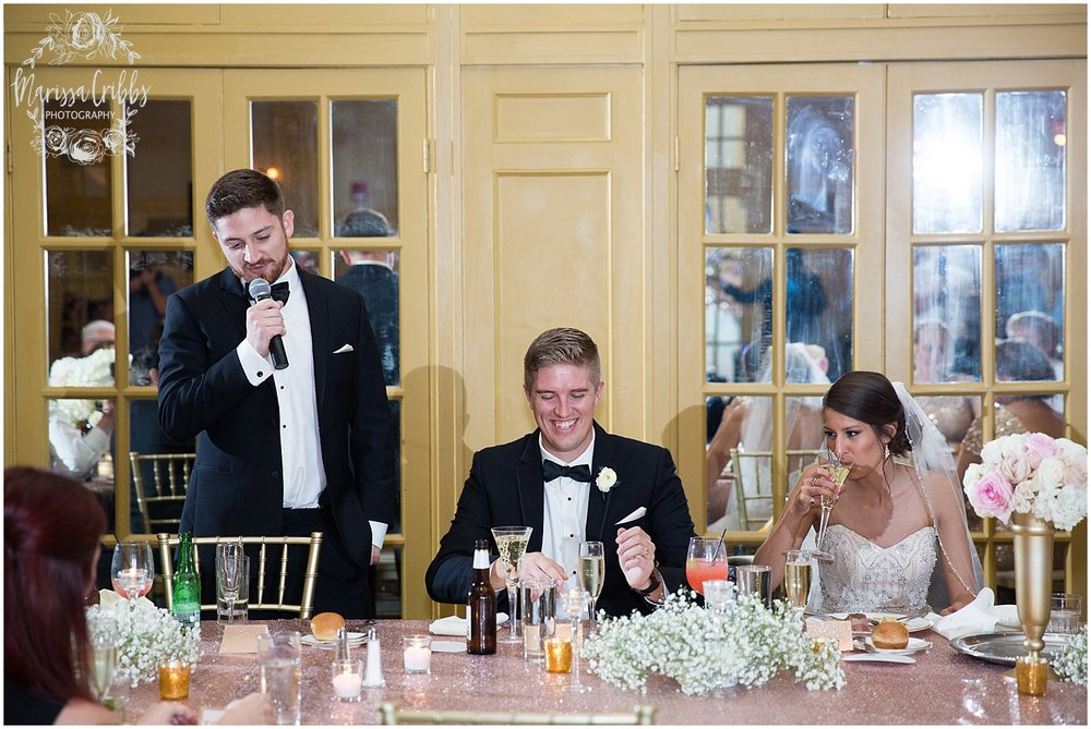 The President Hilton Wedding | KC Wedding Photographers | Emily & Dustin | Marissa Cribbs Photography_0778.jpg