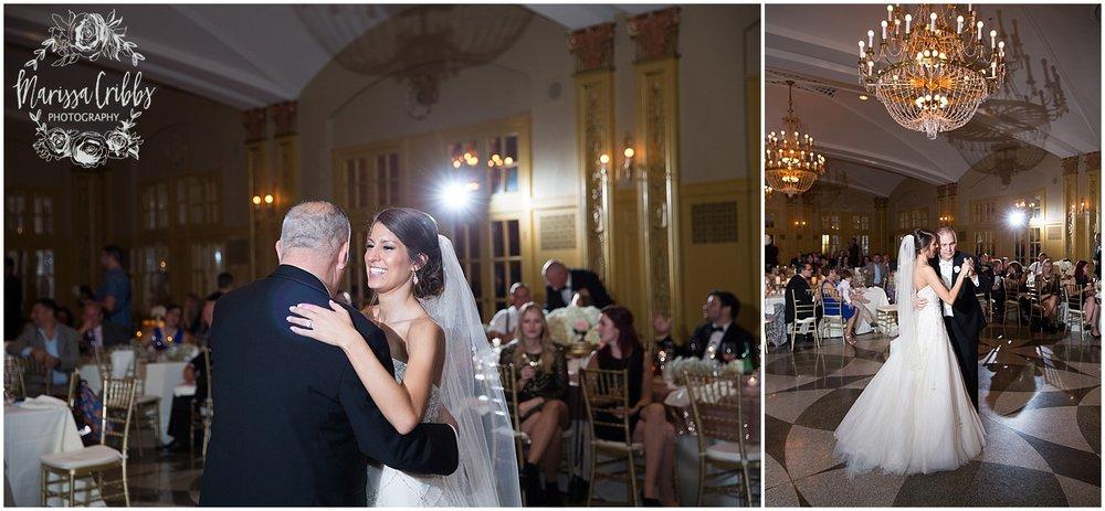 The President Hilton Wedding | KC Wedding Photographers | Emily & Dustin | Marissa Cribbs Photography_0784.jpg