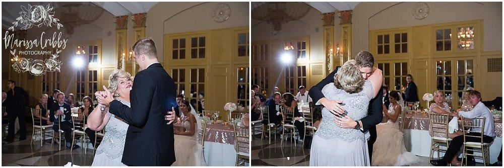 The President Hilton Wedding | KC Wedding Photographers | Emily & Dustin | Marissa Cribbs Photography_0785.jpg