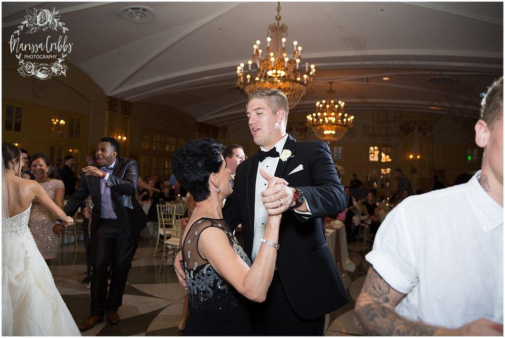 The President Hilton Wedding | KC Wedding Photographers | Emily & Dustin | Marissa Cribbs Photography_0787.jpg