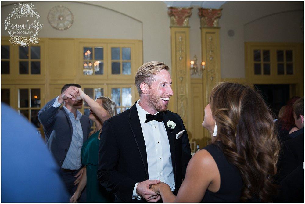The President Hilton Wedding | KC Wedding Photographers | Emily & Dustin | Marissa Cribbs Photography_0793.jpg