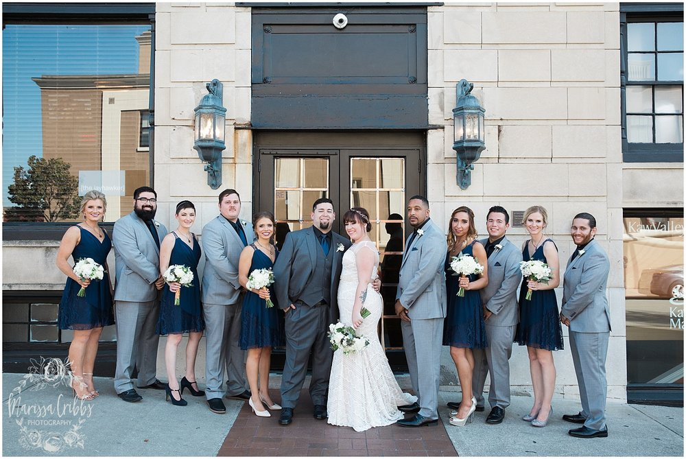 Molly & Alex Lawrence Wedding | The Eldridge Hotel | Lawrence, KS Weddings | Marissa Cribbs Photography | Belle and Bows_0897.jpg