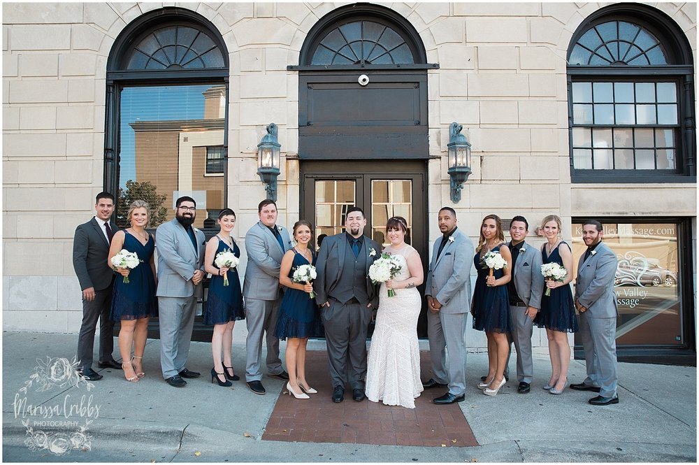 Molly & Alex Lawrence Wedding | The Eldridge Hotel | Lawrence, KS Weddings | Marissa Cribbs Photography | Belle and Bows_0902.jpg