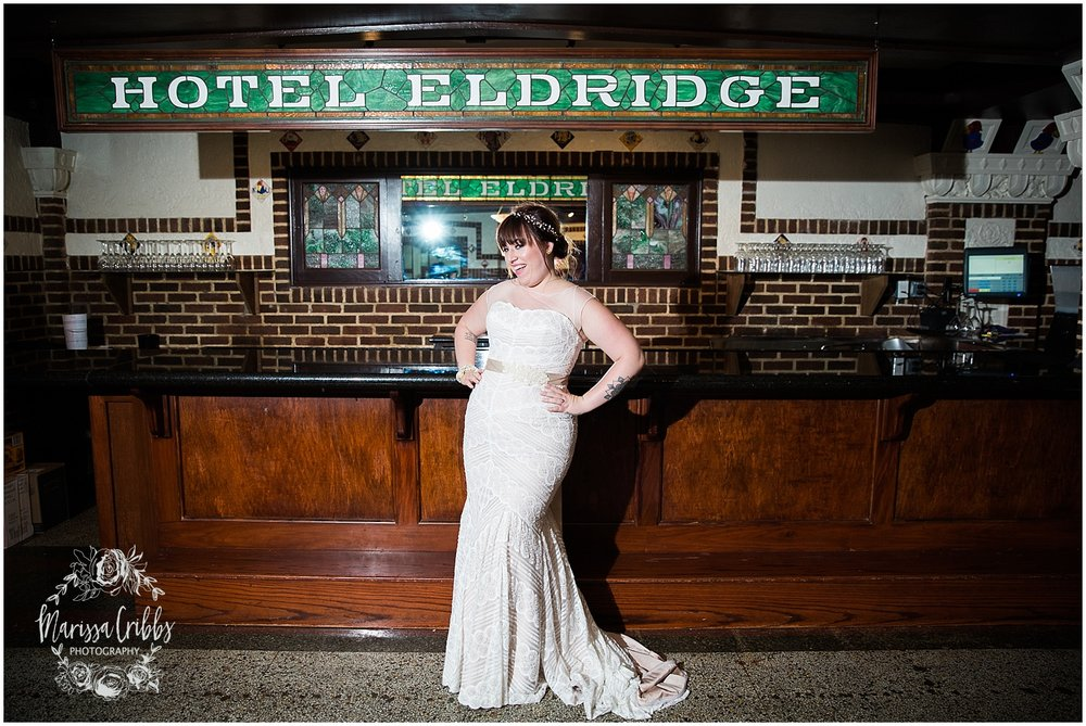 Molly & Alex Lawrence Wedding | The Eldridge Hotel | Lawrence, KS Weddings | Marissa Cribbs Photography | Belle and Bows_0908.jpg
