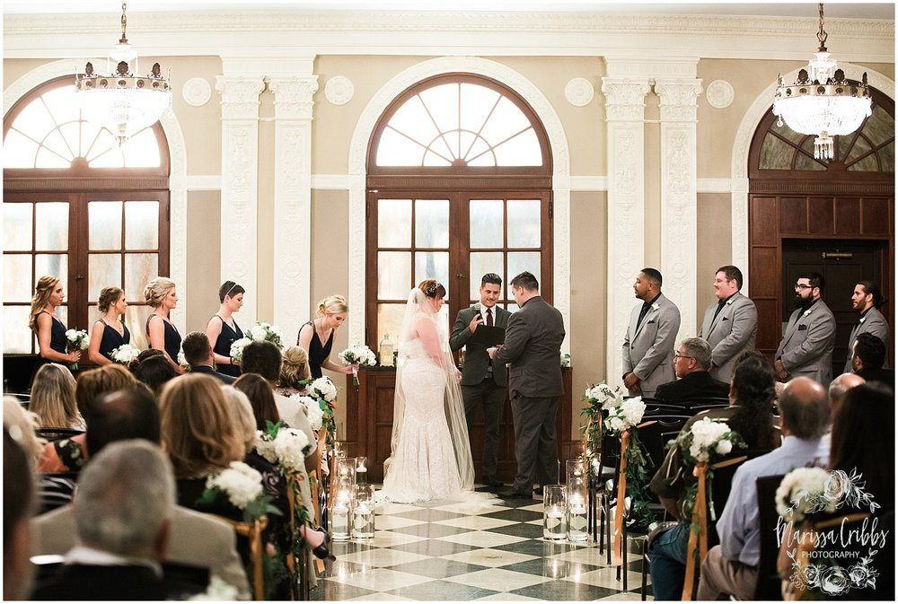 Molly & Alex Lawrence Wedding | The Eldridge Hotel | Lawrence, KS Weddings | Marissa Cribbs Photography | Belle and Bows_0917.jpg