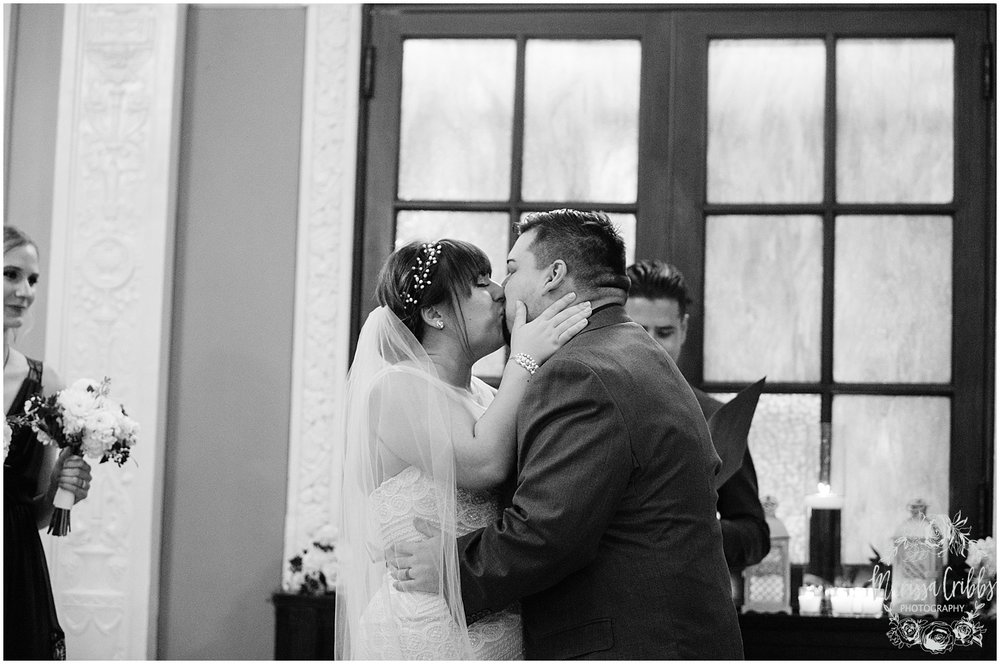 Molly & Alex Lawrence Wedding | The Eldridge Hotel | Lawrence, KS Weddings | Marissa Cribbs Photography | Belle and Bows_0919.jpg
