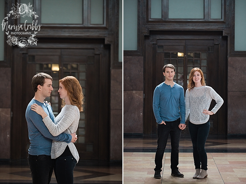 McCall & Tanner Engagement | Union Station Engagement Session | West Bottoms Engagement | KC Engagement Photography | Marissa Cribbs Photography_4996.jpg