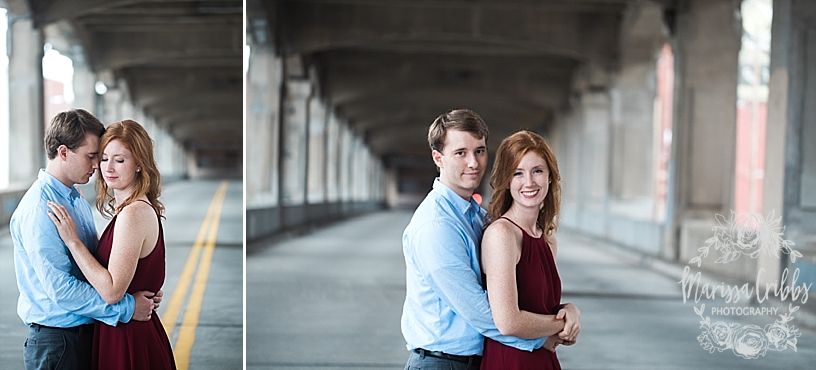 McCall & Tanner Engagement | Union Station Engagement Session | West Bottoms Engagement | KC Engagement Photography | Marissa Cribbs Photography_5000.jpg
