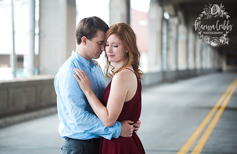 McCall & Tanner Engagement | Union Station Engagement Session | West Bottoms Engagement | KC Engagement Photography | Marissa Cribbs Photography_5001.jpg