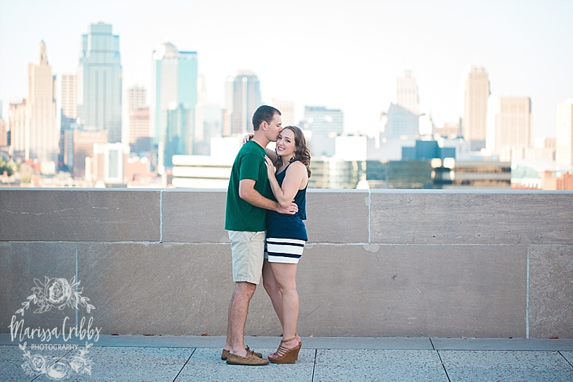 Hannah & Jeff Engagement Pictures | River Market KC | Liberty Memorial Engagement Pictures | Loose Park Engagement | Marissa Cribbs Photography_5023.jpg