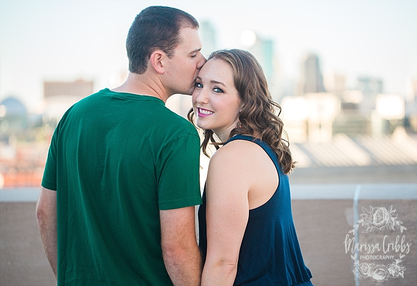 Hannah & Jeff Engagement Pictures | River Market KC | Liberty Memorial Engagement Pictures | Loose Park Engagement | Marissa Cribbs Photography_5031.jpg
