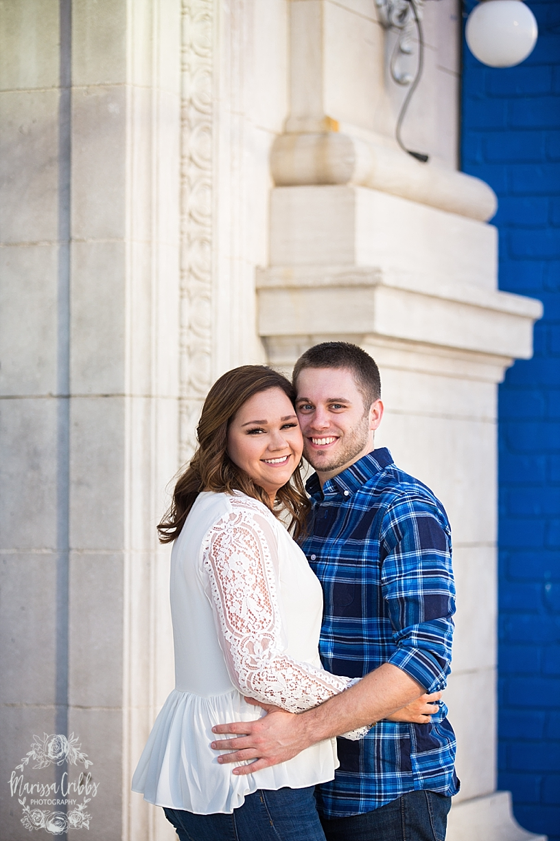Katie & David Engaged | Downtown KC | Liberty Memorial | Marissa Cribbs Photography_5131.jpg