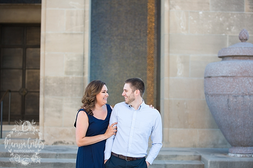 Katie & David Engaged | Downtown KC | Liberty Memorial | Marissa Cribbs Photography_5139.jpg