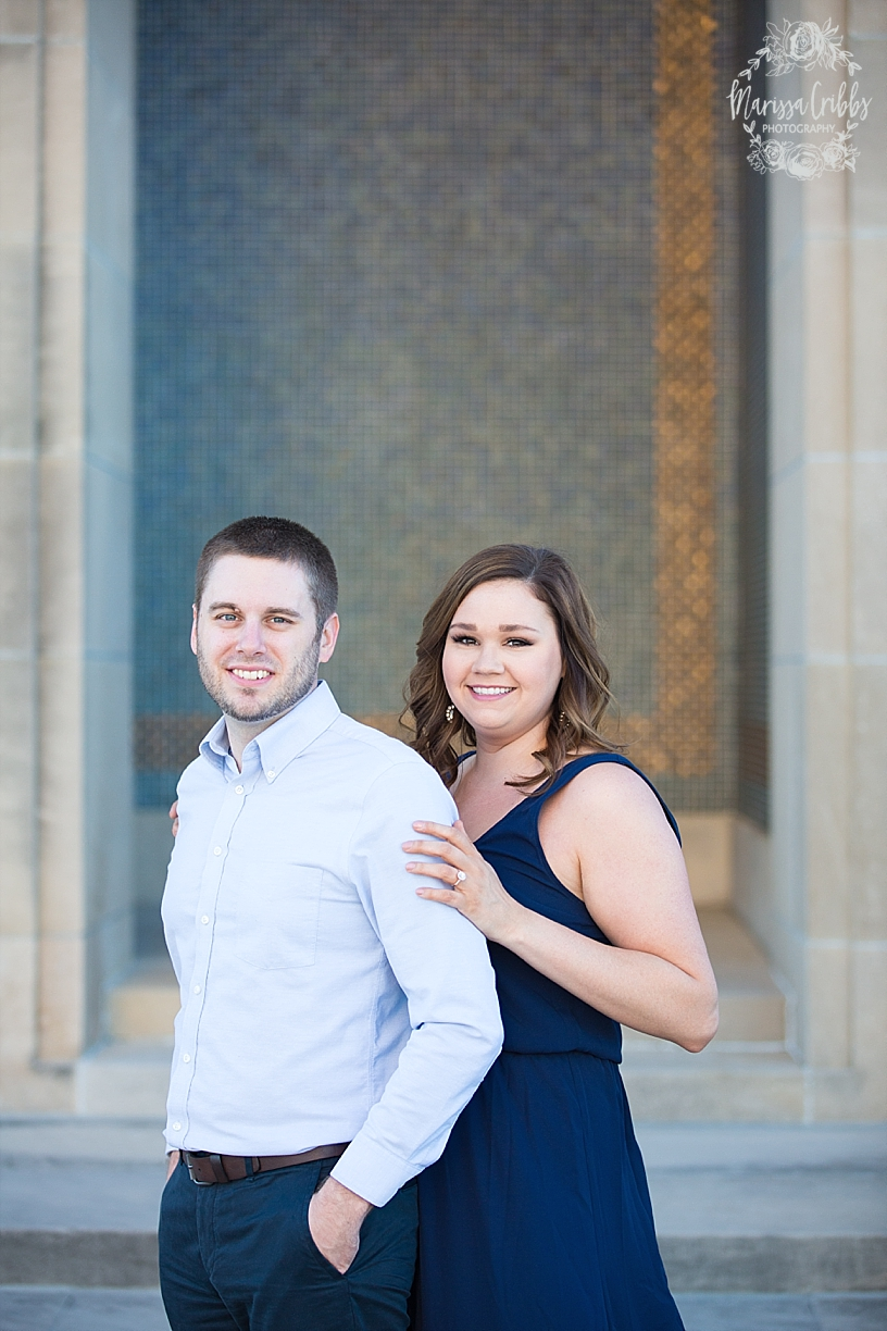Katie & David Engaged | Downtown KC | Liberty Memorial | Marissa Cribbs Photography_5138.jpg