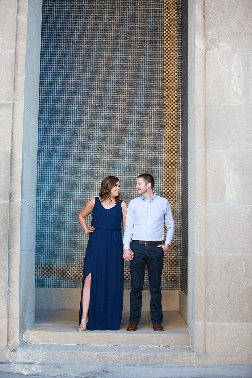 Katie & David Engaged | Downtown KC | Liberty Memorial | Marissa Cribbs Photography_5142.jpg