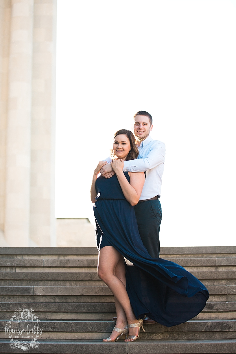 Katie & David Engaged | Downtown KC | Liberty Memorial | Marissa Cribbs Photography_5148.jpg