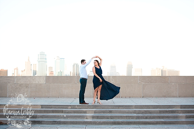 Katie & David Engaged | Downtown KC | Liberty Memorial | Marissa Cribbs Photography_5155.jpg