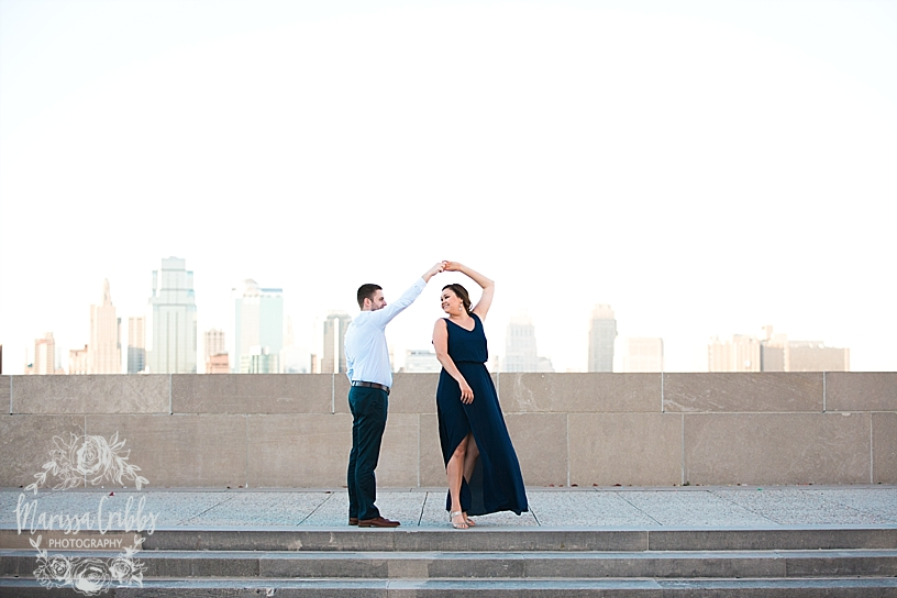 Katie & David Engaged | Downtown KC | Liberty Memorial | Marissa Cribbs Photography_5156.jpg