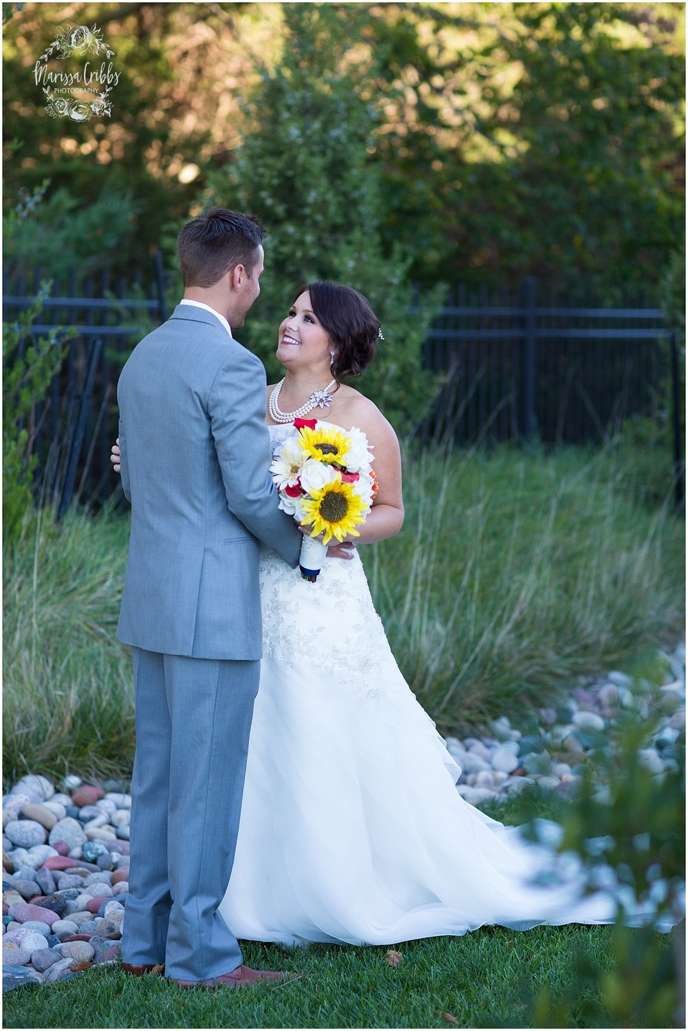 Sarah & Troy | Wichita KS Wedding Photography | Noah's Event Venue Wichita | Marissa Cribbs Photography_1009.jpg