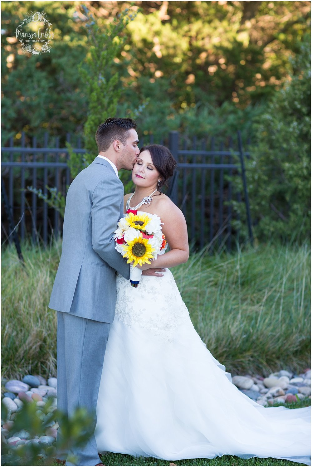 Sarah & Troy | Wichita KS Wedding Photography | Noah's Event Venue Wichita | Marissa Cribbs Photography_1011.jpg