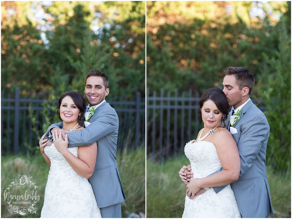 Sarah & Troy | Wichita KS Wedding Photography | Noah's Event Venue Wichita | Marissa Cribbs Photography_1016.jpg