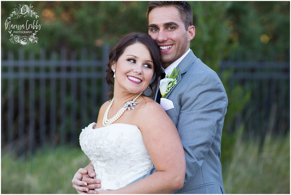 Sarah & Troy | Wichita KS Wedding Photography | Noah's Event Venue Wichita | Marissa Cribbs Photography_1017.jpg