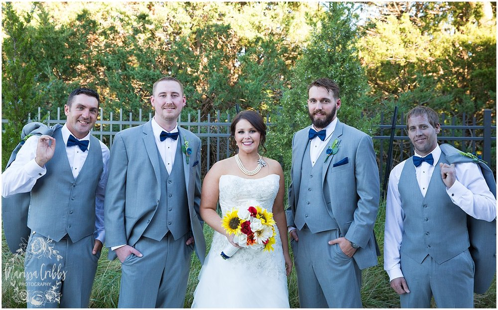 Sarah & Troy | Wichita KS Wedding Photography | Noah's Event Venue Wichita | Marissa Cribbs Photography_1025.jpg
