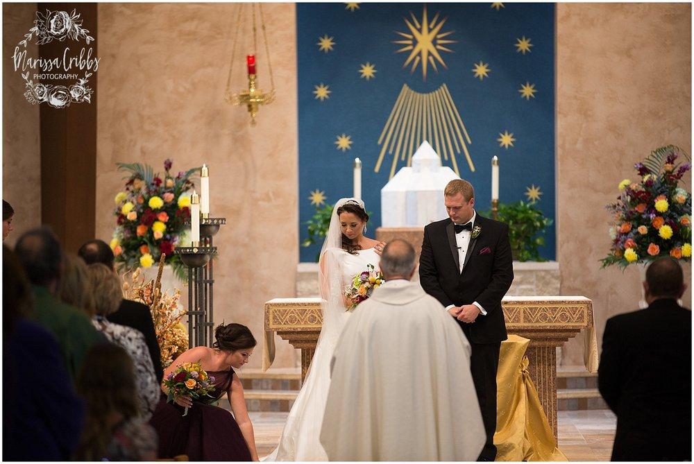 Blue Hills Country Club Wedding | Marissa Cribbs Photography | Nolte's Bridal | KC Wedding Photographer | KC Weddings_1114.jpg