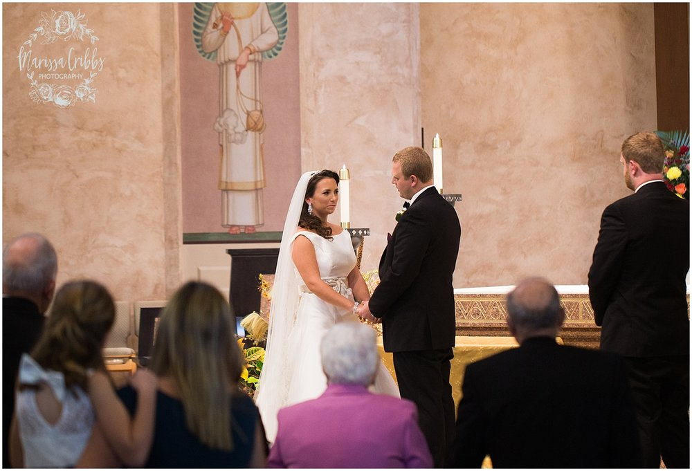 Blue Hills Country Club Wedding | Marissa Cribbs Photography | Nolte's Bridal | KC Wedding Photographer | KC Weddings_1116.jpg
