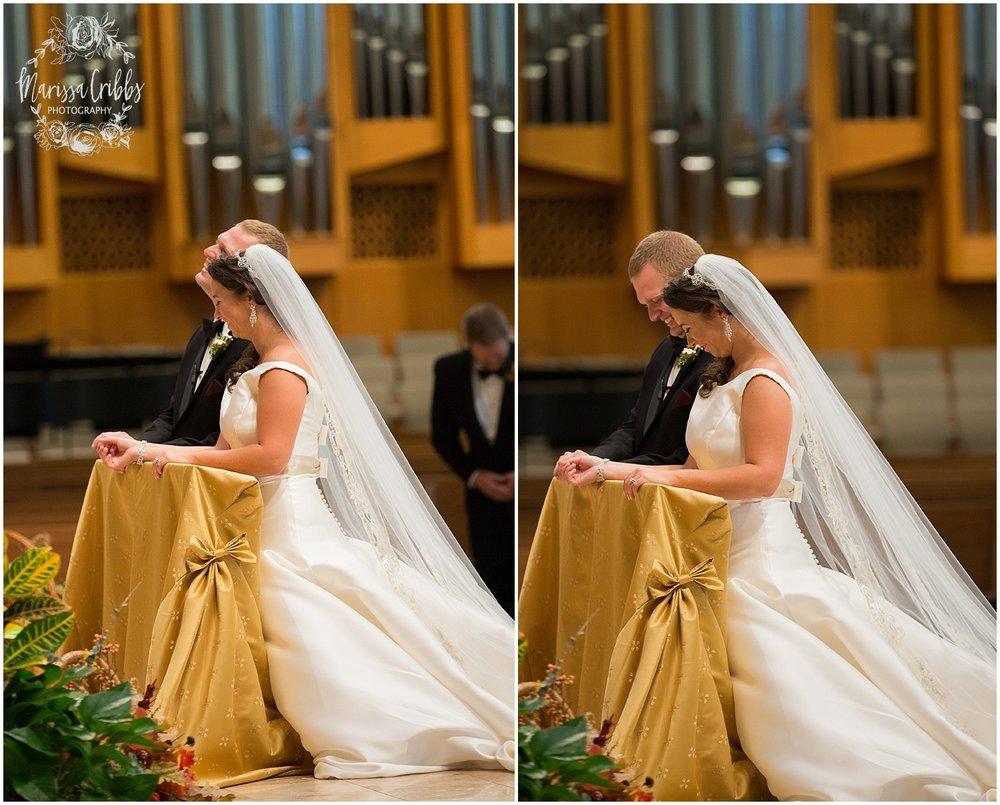 Blue Hills Country Club Wedding | Marissa Cribbs Photography | Nolte's Bridal | KC Wedding Photographer | KC Weddings_1128.jpg