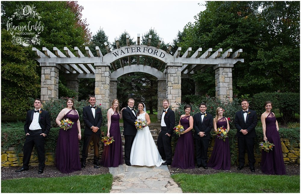 Blue Hills Country Club Wedding | Marissa Cribbs Photography | Nolte's Bridal | KC Wedding Photographer | KC Weddings_1141.jpg