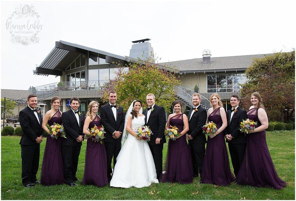 Blue Hills Country Club Wedding | Marissa Cribbs Photography | Nolte's Bridal | KC Wedding Photographer | KC Weddings_1152.jpg