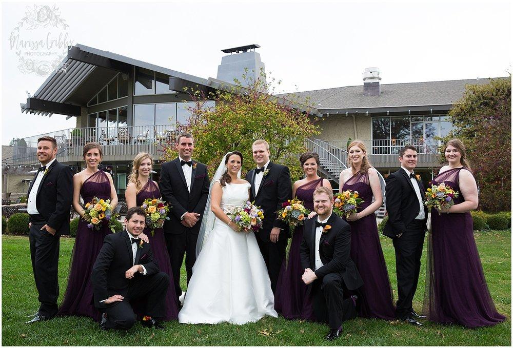 Blue Hills Country Club Wedding | Marissa Cribbs Photography | Nolte's Bridal | KC Wedding Photographer | KC Weddings_1153.jpg