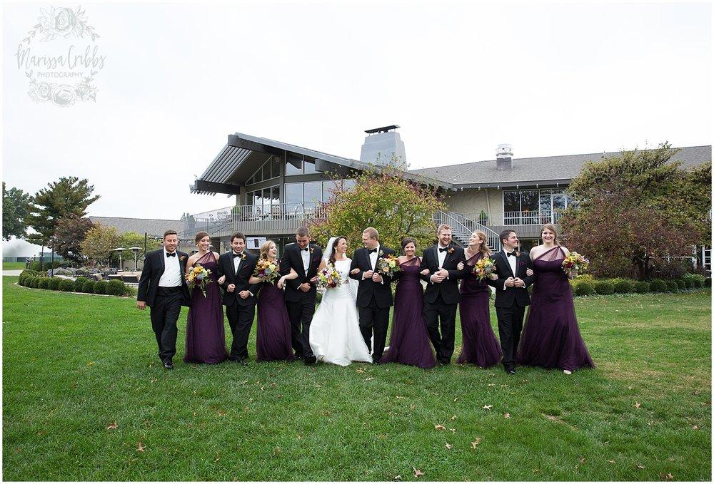 Blue Hills Country Club Wedding | Marissa Cribbs Photography | Nolte's Bridal | KC Wedding Photographer | KC Weddings_1154.jpg