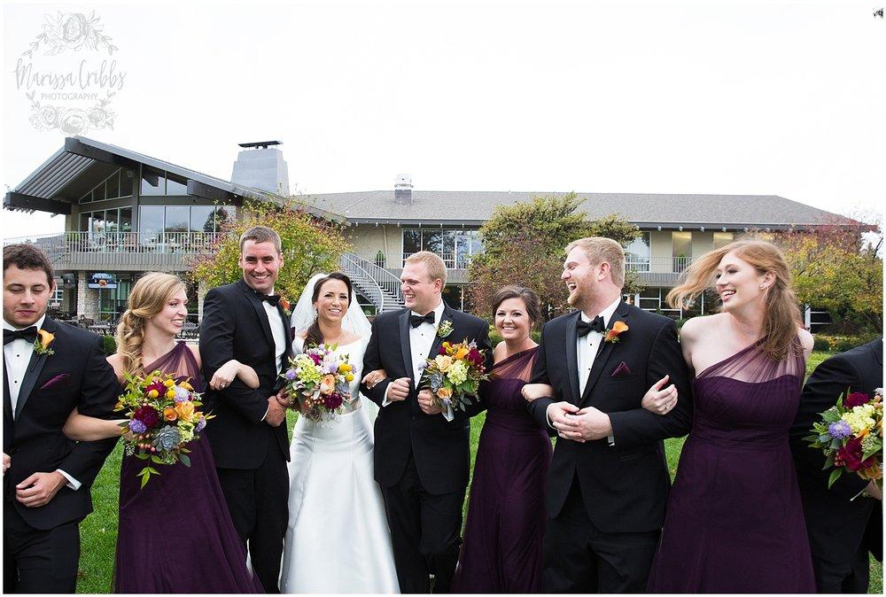 Blue Hills Country Club Wedding | Marissa Cribbs Photography | Nolte's Bridal | KC Wedding Photographer | KC Weddings_1155.jpg