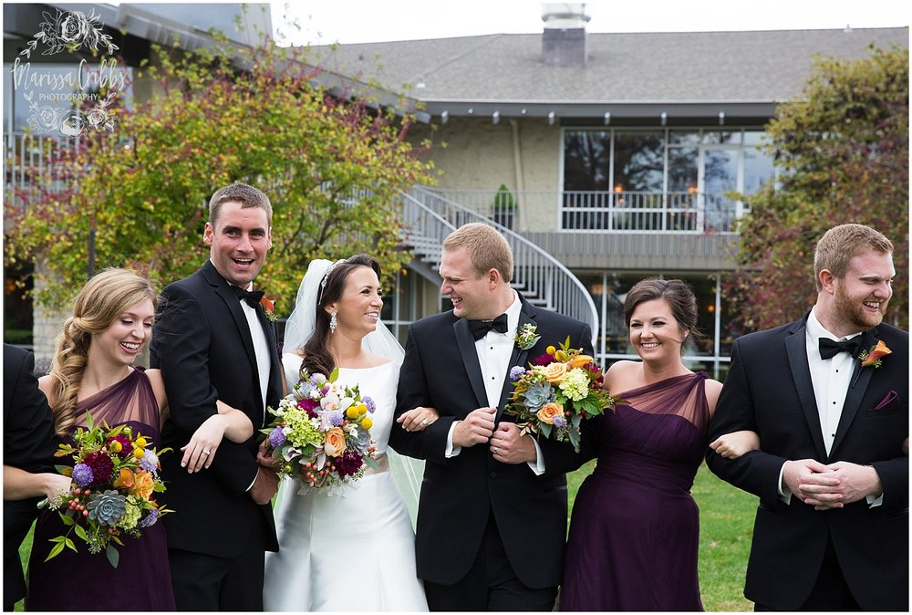 Blue Hills Country Club Wedding | Marissa Cribbs Photography | Nolte's Bridal | KC Wedding Photographer | KC Weddings_1156.jpg