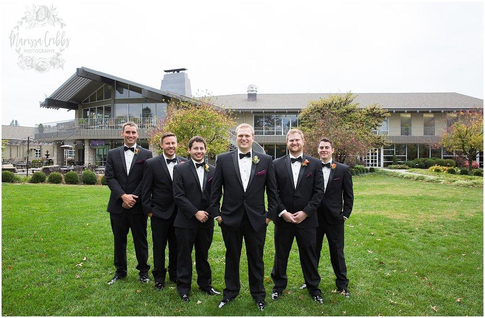 Blue Hills Country Club Wedding | Marissa Cribbs Photography | Nolte's Bridal | KC Wedding Photographer | KC Weddings_1158.jpg