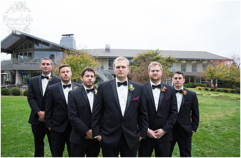 Blue Hills Country Club Wedding | Marissa Cribbs Photography | Nolte's Bridal | KC Wedding Photographer | KC Weddings_1159.jpg