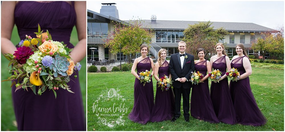 Blue Hills Country Club Wedding | Marissa Cribbs Photography | Nolte's Bridal | KC Wedding Photographer | KC Weddings_1160.jpg