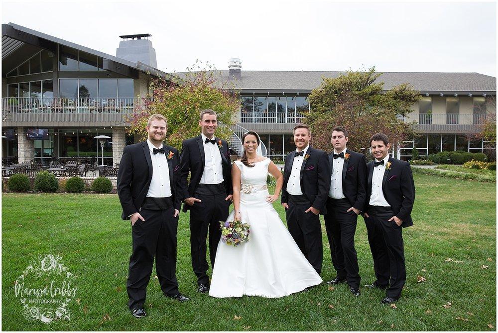 Blue Hills Country Club Wedding | Marissa Cribbs Photography | Nolte's Bridal | KC Wedding Photographer | KC Weddings_1161.jpg