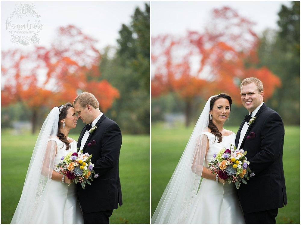 Blue Hills Country Club Wedding | Marissa Cribbs Photography | Nolte's Bridal | KC Wedding Photographer | KC Weddings_1164.jpg