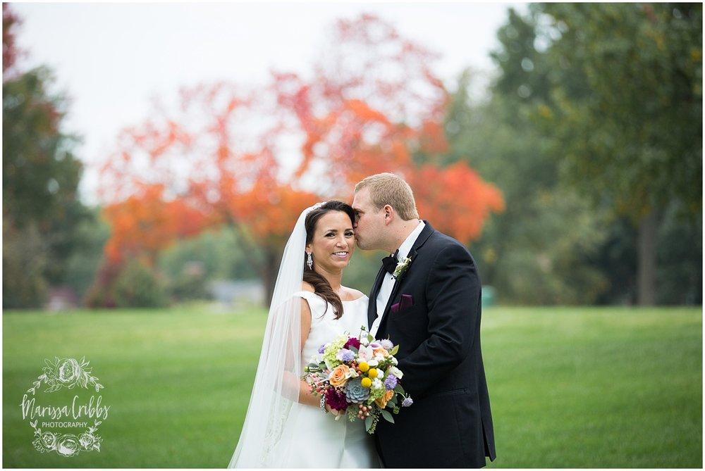 Blue Hills Country Club Wedding | Marissa Cribbs Photography | Nolte's Bridal | KC Wedding Photographer | KC Weddings_1166.jpg