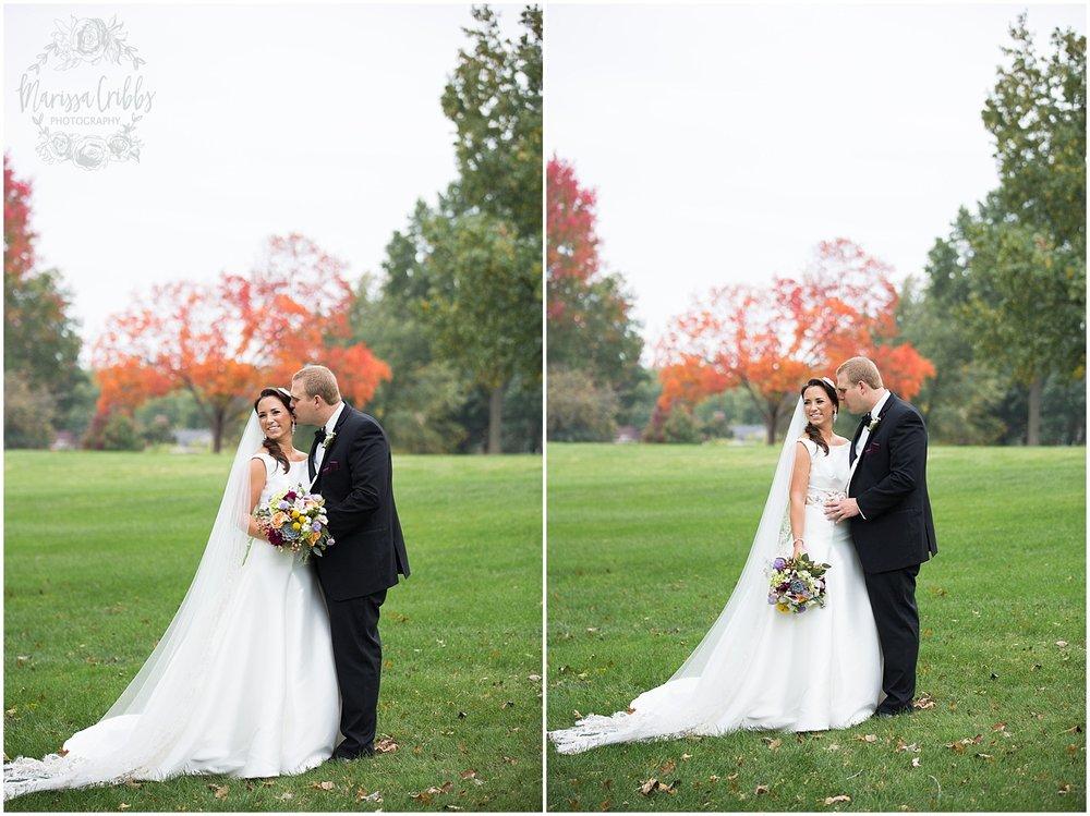 Blue Hills Country Club Wedding | Marissa Cribbs Photography | Nolte's Bridal | KC Wedding Photographer | KC Weddings_1167.jpg
