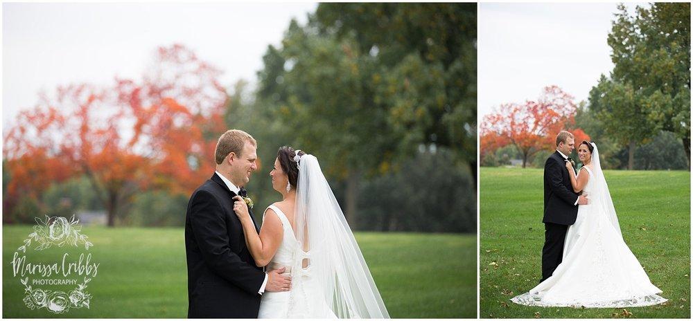 Blue Hills Country Club Wedding | Marissa Cribbs Photography | Nolte's Bridal | KC Wedding Photographer | KC Weddings_1169.jpg