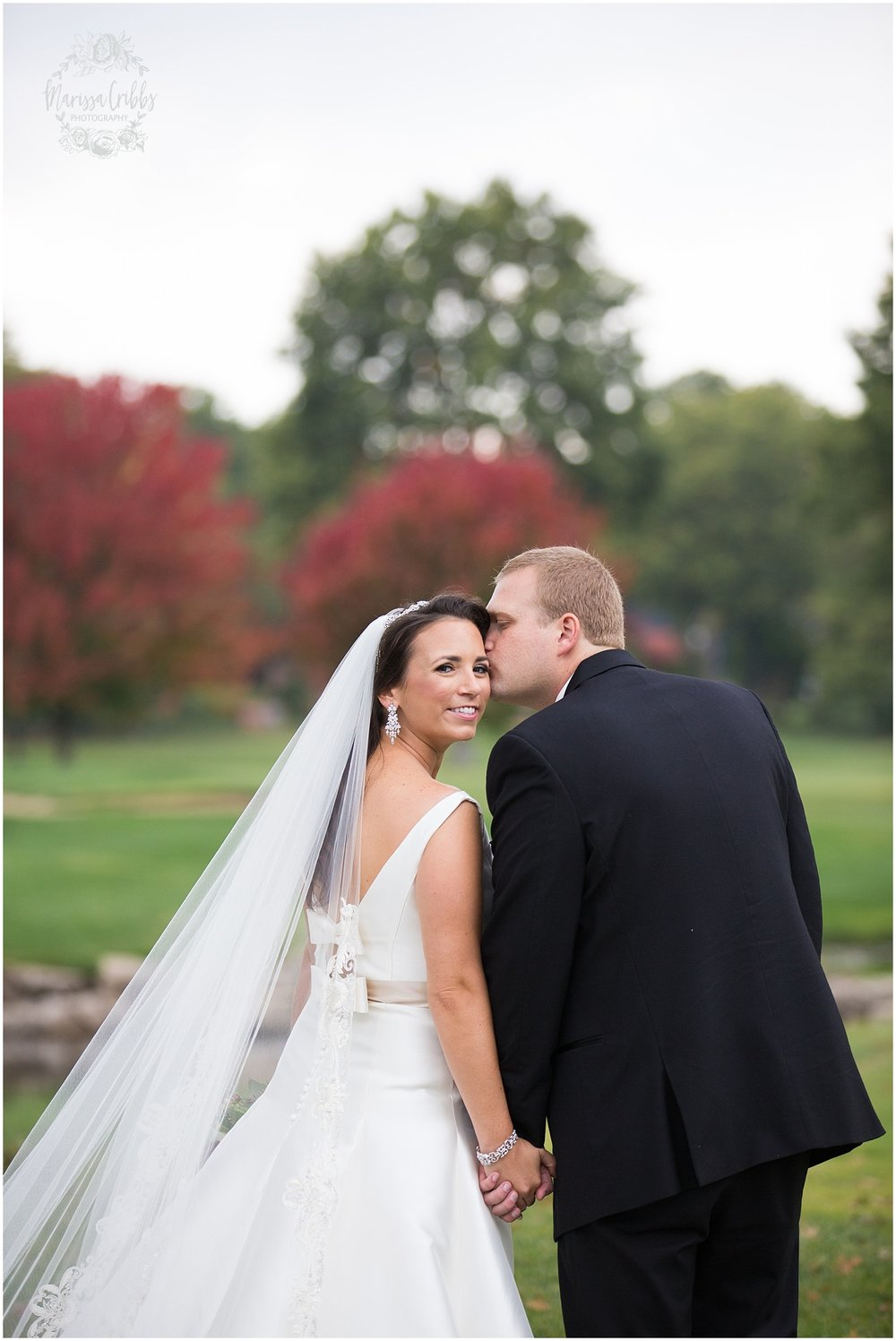 Blue Hills Country Club Wedding | Marissa Cribbs Photography | Nolte's Bridal | KC Wedding Photographer | KC Weddings_1180.jpg