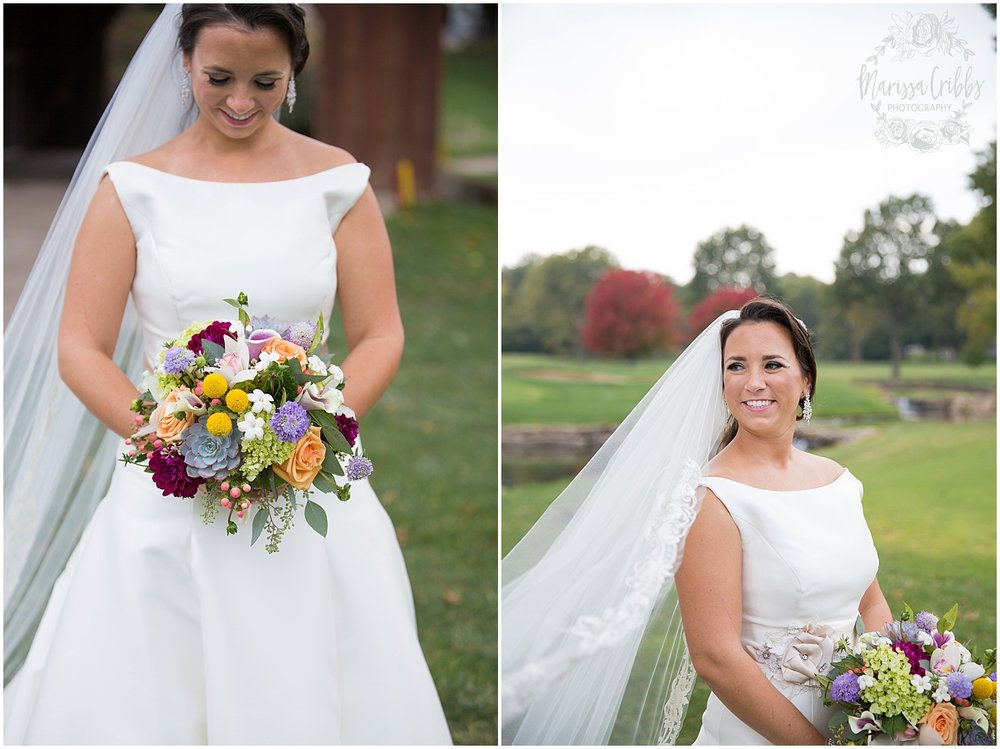 Blue Hills Country Club Wedding | Marissa Cribbs Photography | Nolte's Bridal | KC Wedding Photographer | KC Weddings_1188.jpg